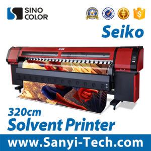 Digital Printer Sinocolorsk-3278s Printing Machinery Solvent Printer Printing Machine pictures & photos