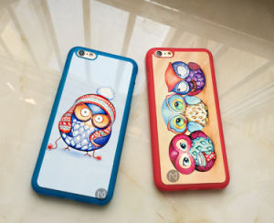 Cellphone Case Printer Eco-Solvent Flatbed Printing Machine pictures & photos