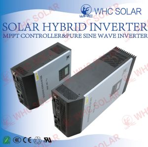Whc Solar Hybrid off Grid Electrical Inverter pictures & photos