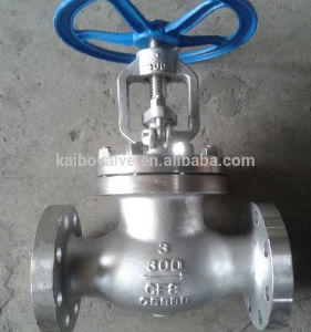 Steel API Globe Valve of Flange pictures & photos