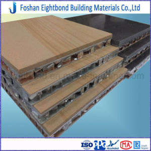 L Shape Sandstone Stone Panel Aluminum Honeycomb Panel for Australia pictures & photos