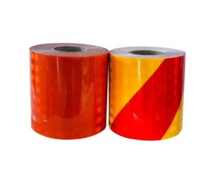 Professional Manufacture Customized Color Pet Clear Reflective Tape pictures & photos