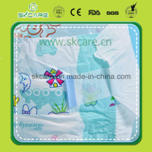 Cheap Soft PE PP Baby Diapers with High Absorbency pictures & photos