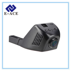 1080P Hidden WiFi Mini Car DVR with Rear View Camera pictures & photos