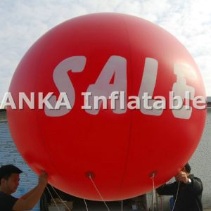 2m Round Inflatable Helium Balloons Sphere for Advertising pictures & photos