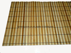 Bamboo Dinner Mat /Table Mat/ Bamboo Placemat pictures & photos