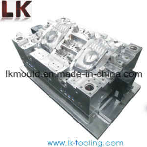 Custom Precision Plastic Injection Mould for LED Light Plastic Parts pictures & photos