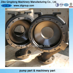 Sand Casting Water Pump Body in Stainless Steel pictures & photos