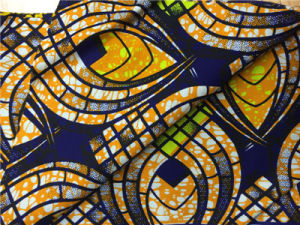 100% Cotton African Ankara Super Wax Ankara Print Fabric pictures & photos