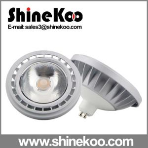Die-Casting Alunimium 15W Gx53 GU10 COB LED AR111 Lamp pictures & photos