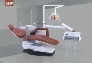 Elegant Luxury Cuspidor Dental Chair Dental Chairs pictures & photos