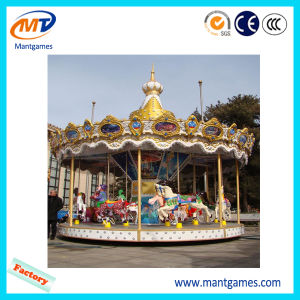 Top Grade Carousel/Exported Popular Kiddy Rides Carousel pictures & photos