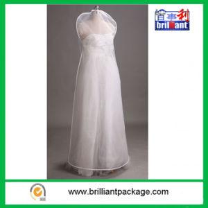 Wholesale Transparent Non-Woven Marriage Dress Bag pictures & photos