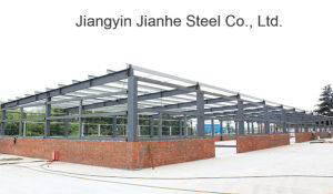 Steel Structure for Steel Workshop/Factory Warehouse pictures & photos