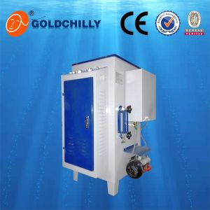 9kw Steam Boiler Commercial Laundry Automatic Small Steam Turbine Generator