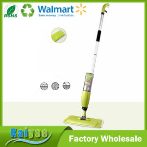 Spray Floor Cleaning Mop with Swipes Microfiber Scrubbing Pad pictures & photos