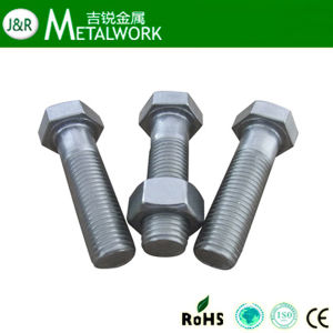 Stainless Steel ASTM A193 B8 Hex Bolt pictures & photos