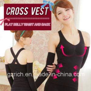 Germanium Titanium Flat Belly Slimming Waist Vest pictures & photos