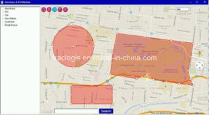 GPS Tracking Software Platform Wth History Tracking pictures & photos