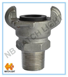Stainless Steel Male NPT Chicago Universal Coupling pictures & photos