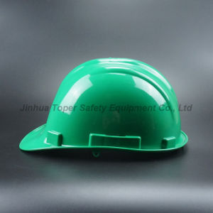 Building Material Safety Helmet Motorcycle Helmet HDPE Helmet (SH502) pictures & photos