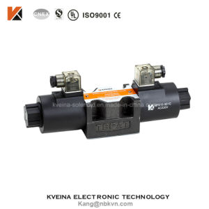 Hydraulic Pressure Control Solenoid Directional Valve Solenoid-Controlled Valve pictures & photos