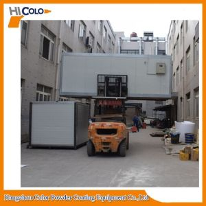 Cl5219 Gas /LPG /Diesel Batch Curing Oven for Tanzania pictures & photos