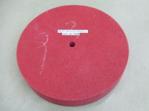 Non Woven Unitised Wheel pictures & photos