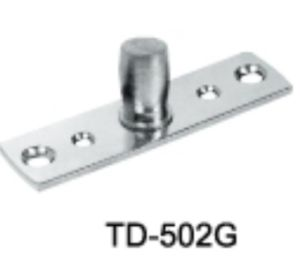Good Quality Pivot Patch Fitting Floor Hinge Accessories Td-502g pictures & photos