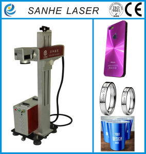 Multifunctional Cheap Online Flying Portable Laser Marking Machine pictures & photos