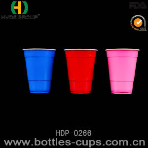 12oz 14oz 16oz Disposable Plastic Solo Cup/Beer Pong Cup pictures & photos