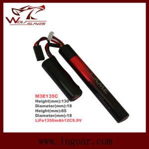 Life 1350mAh12c 9.9V LiFePO4 LFP Airsoft Cqb/R Battery M3e135c pictures & photos