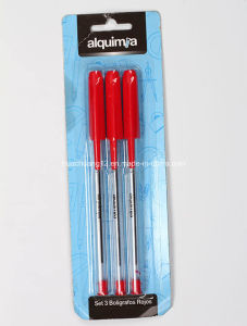 3PC Ball Pen Stationery Set Au124