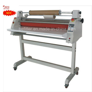 "Sm-1100 1050mm 41"" Fast Speed Hot and Cold Roll Laminator pictures & photos"
