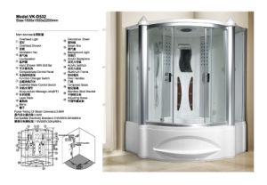 Luxury White Suana Room (D532) pictures & photos