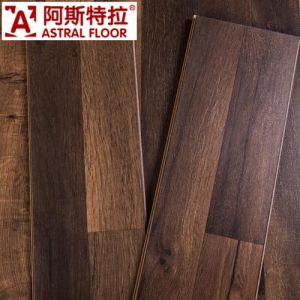 Waterproof AC3 AC4 E1 HDF Laminate Flooring pictures & photos