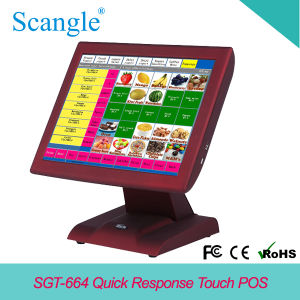 Hot Sale Cash Register Machine for Retail Sales pictures & photos