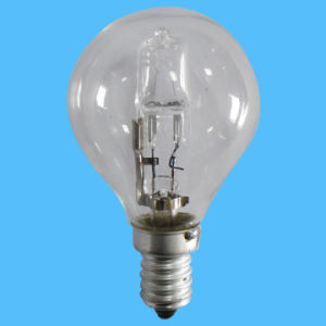 Hot Sale Eco G45 53W 230V Energy Saving Halogen Lamp Standard with Ce RoHS ERP Meps pictures & photos