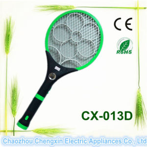 Homely Electronic Mosquito Fly Swatter Indoor pictures & photos