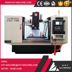 Vmc 1168 High-Tech 3 Axis CNC Milling Machine with Boring Function