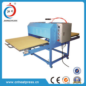 Pneumatic Large Heat Heat Press Machine Made in China T Shirt Heat Transfer Machine Digital Heat Press