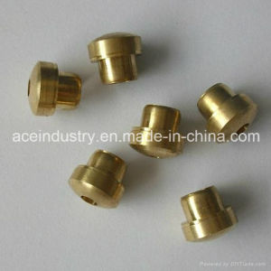 Precision CNC Machining Brass Parts pictures & photos