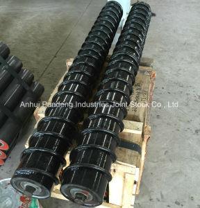 ASTM/Cema/DIN/Sha Standard Spiral Roller/Steel Screw Idler/Return Roller
