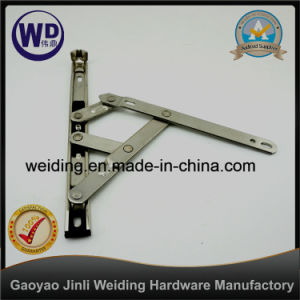 High Quality Aluminium and PVC Casement Window Friction Stay, Window Hinge Wt-7601 pictures & photos