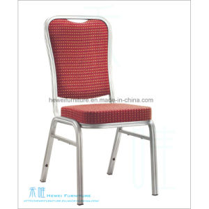 Modern Aluminum Dining Chair for Banquet in Restaurant (HW-YH022C)