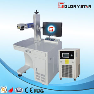 Plastic Efficiency Marking Machine UV Laser Marker pictures & photos