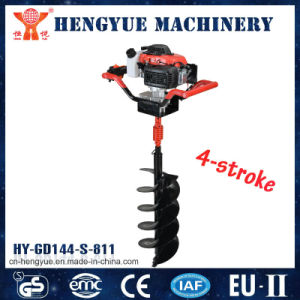 Hand Operated Ground Drill with High Quality pictures & photos