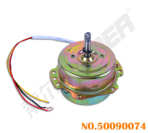Suoer 45W Exhaust Fan Motor 10 Inch Motor with CE&RoHS (50090074-Motor-Exhaust Fan-10 Inch(45W White Set 3 Wire F)) pictures & photos