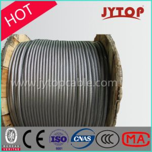 Professional Swan 4 AWG Manufacturer, ACSR Aluminum Conductor Steel Reinfored Cable pictures & photos