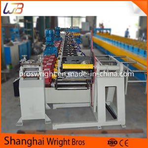 Solar Bracket Punching Hold Rolling Forming Machine pictures & photos
